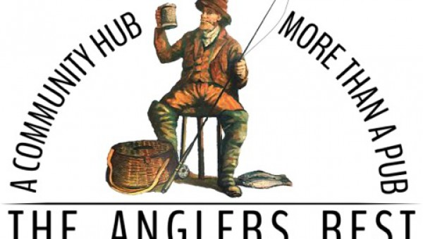 The Anglers Rest logo