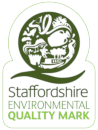 Logo for Staffordshire quality mark